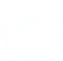No Bull Guarantee