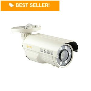Bullet Cameras - One of our Best Sellers!