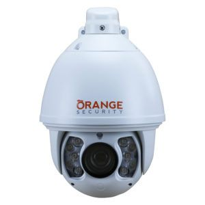 PTZ or Pan Tilt Zoom Camera from Orange Security