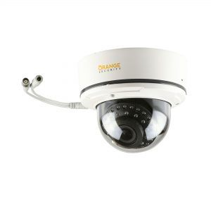 Vandal Dome Security Camera