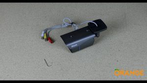 Bullet Camera with 3.6mm or 8mm Fixed Lens Video