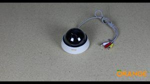 Internal Dome Camera with 3.6mm Fixed or 2.8-12mm Varifocal Zoom Lens Video