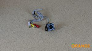 Mini Covert Camera with 3.6mm Lens Video