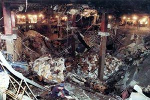 World Trade Center Attack in 1993