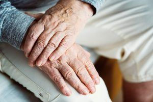 Using security cameras to care for the elderly