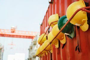 Surveillance cameras for safety in the workplace
